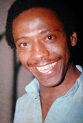 Mauricio Tizumba nas Calouradas da Fafi-BH em 1990